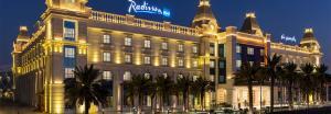 Radisson Blu Ajman, UAE.