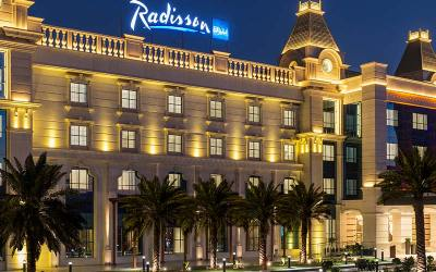 Visit the all new Radisson Blu Ajman for an unforgettable experience.