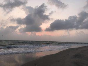 Dhanuskodi Beach, Rameswaram.