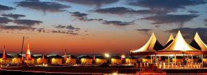 Rann Utsav, Tent City, Kutch.