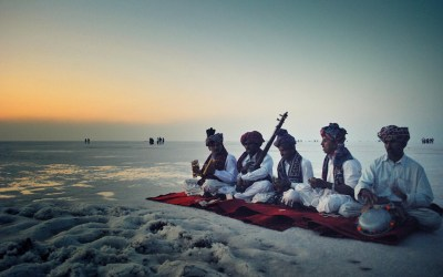 Have an experience of a lifetime at Rann Utsav, Kutch.