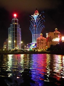 Macao is Asia's own Las Vegas.