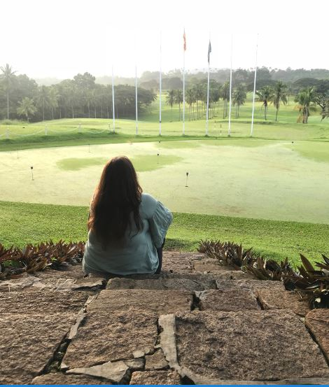 Victoria Golf Course & Country Resort., Kandy.