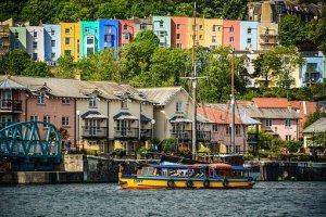 Bristol Harbor.
