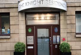 The Knight Residence by Mansley,, Edinburgh.