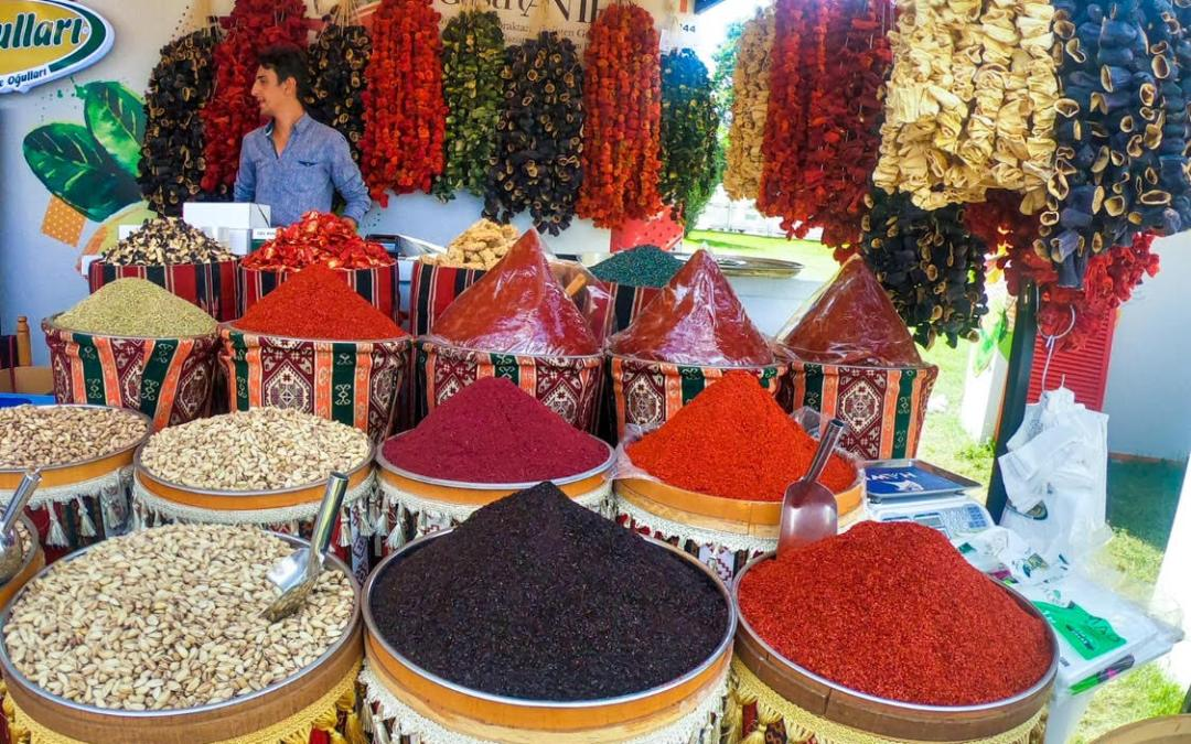 Gaziantep, Turkey: A journey through this famous city of gastronomy.