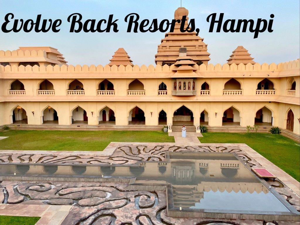 Evolve Back Hampi