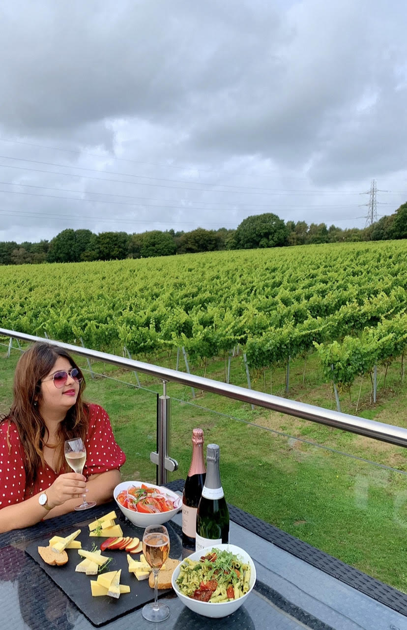 An incredible Food and Wine tour through the UK.