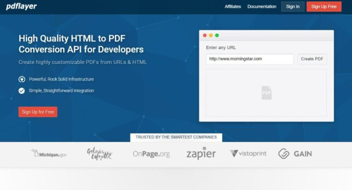 pdflayer api review