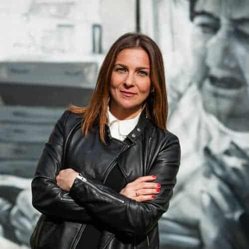 Alessia Tarquinio, giornalista sky sport