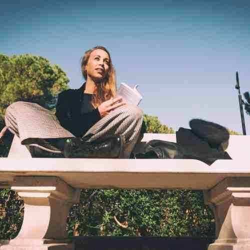 Caroline Baglioni attrice - Panchina