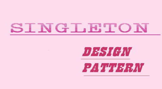 Singleton Pattern in PHP