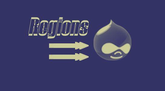 Create custom region in Drupal