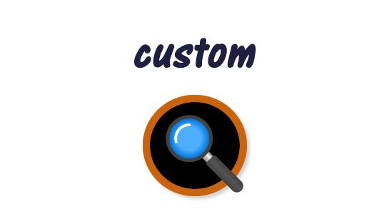 Custom Search in Wordpres
