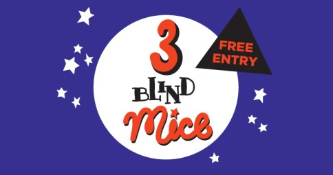 3 Blind Mice Flyer