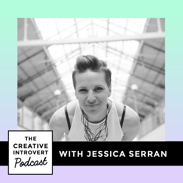 Jessica Serran on Becoming an Artist