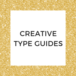 Creative Type Guides