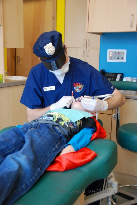 Tips for Kids going to the dentist