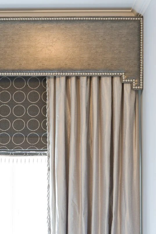 how to build a valance