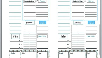 printable todo lists