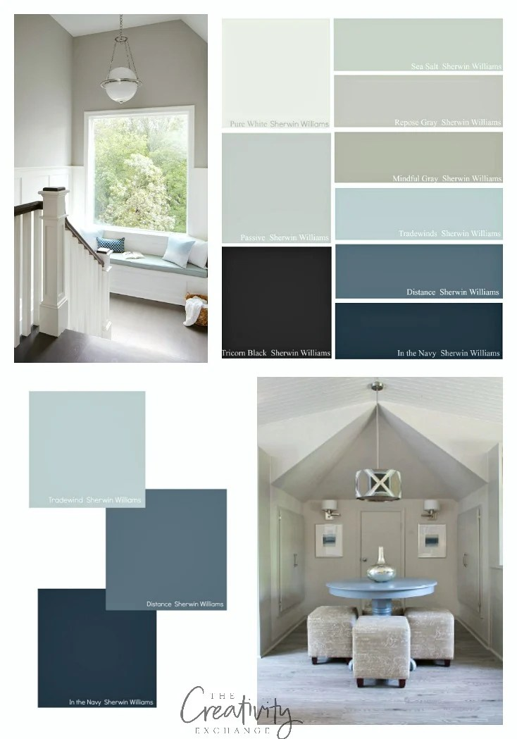 Pinturas Sherwin Williams Colores