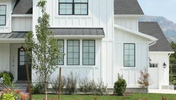 Beautiful Exterior Home Design Trends - Homes-exterior-design