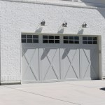 Modern Garage Door Designs