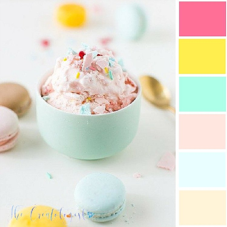 Candy Minimal | Color Inspiration