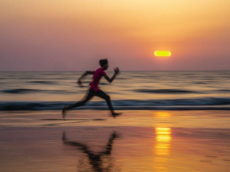 Running fast by Swapnll Dwivedi