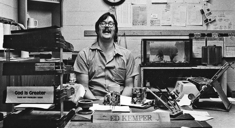 A Day With Edmund Kemper In Photos True Crime Magazine