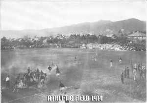 Athletic Field 1914