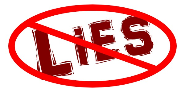 Never lie in Crisis Communications. It will destroy your credibility.