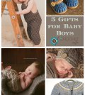 5 Gifts for Baby Boys