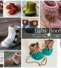 Baby Boots labeled