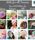 Hats for all Seasons numbered
