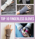Top 10 Fingerless Gloves (Blog)