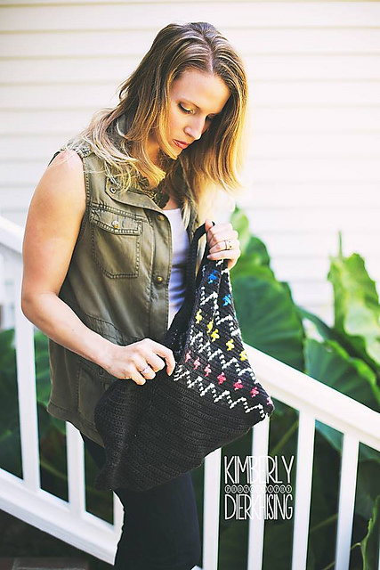 Laura Bag by Just Be Happy Crochet