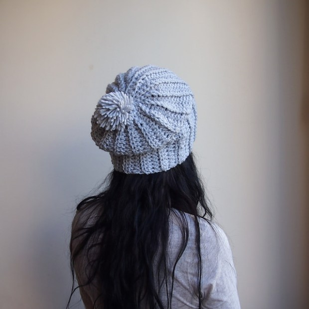 Slouchy hat