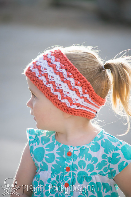 Timberline Headband by Playin' Hooky