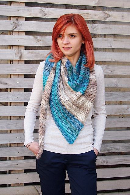 Unforgettable Shawl by Accessorise