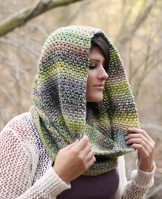 Either Way Cowl by Gleeful Things