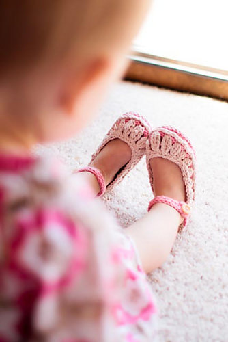 Molly Summer Slippers by Mamachee