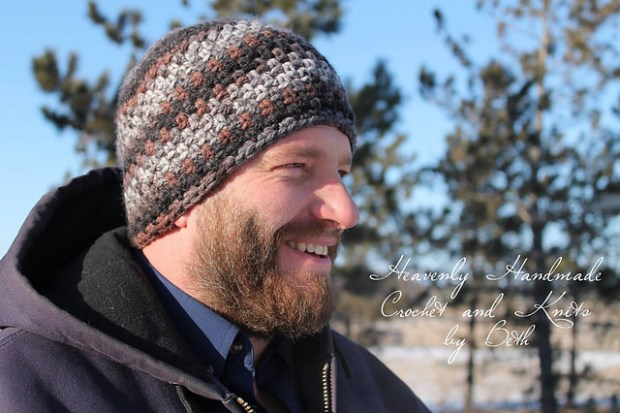 Dream Weaver Beanie by Crochet by Jennifer