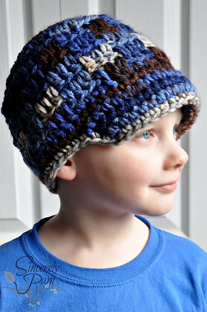 Griffin Hat by Sincerely Pam