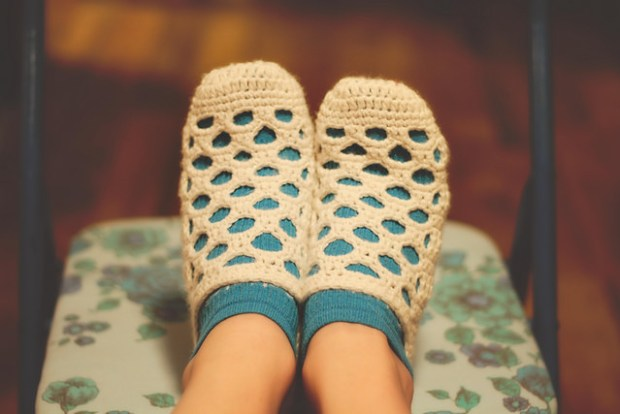 Lola Slippers by Mamachee