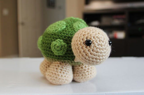 Sheldon Turtle by Little Muggles