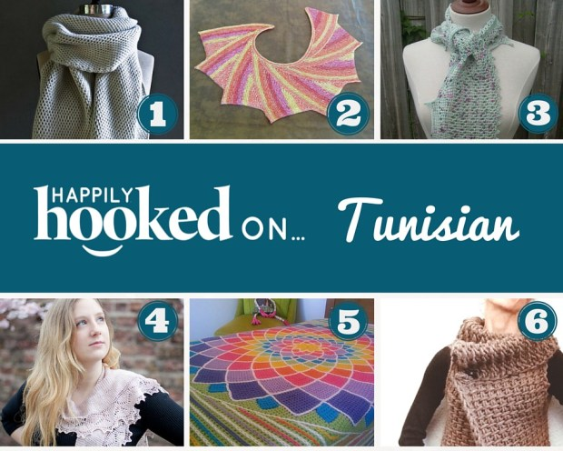 Hooked on Tunisian