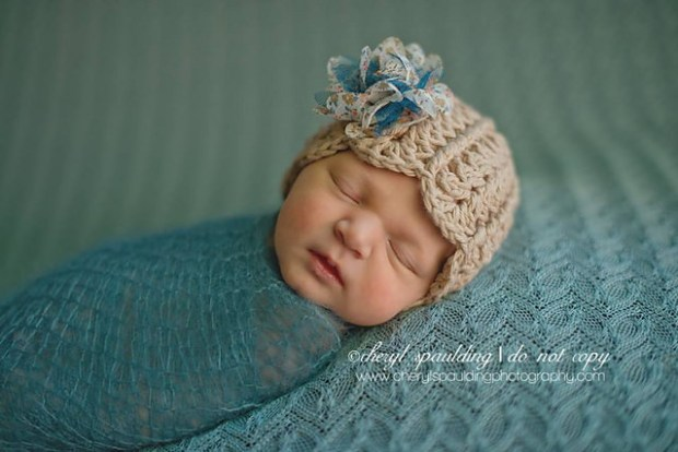 Ashlyn Hat by Crochet by Jennifer