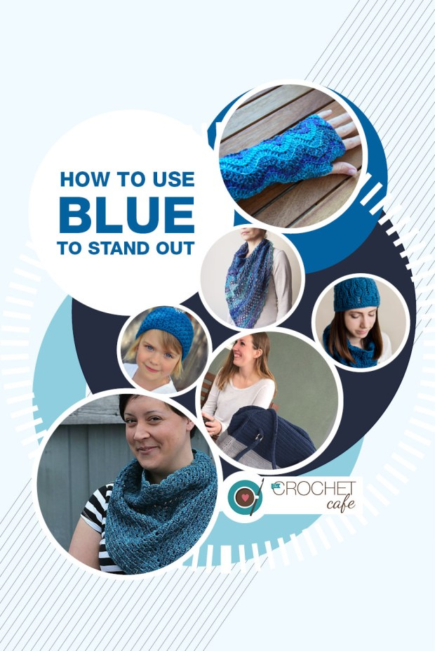 How to use BLUE to stand out
