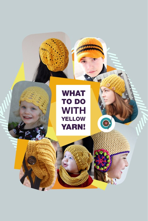 What to do with Yellow Yarn! (Blog)